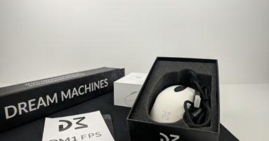 DreamMachine DM1 FPS