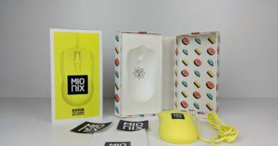 Mionix Avior Light ,Fresh Edition