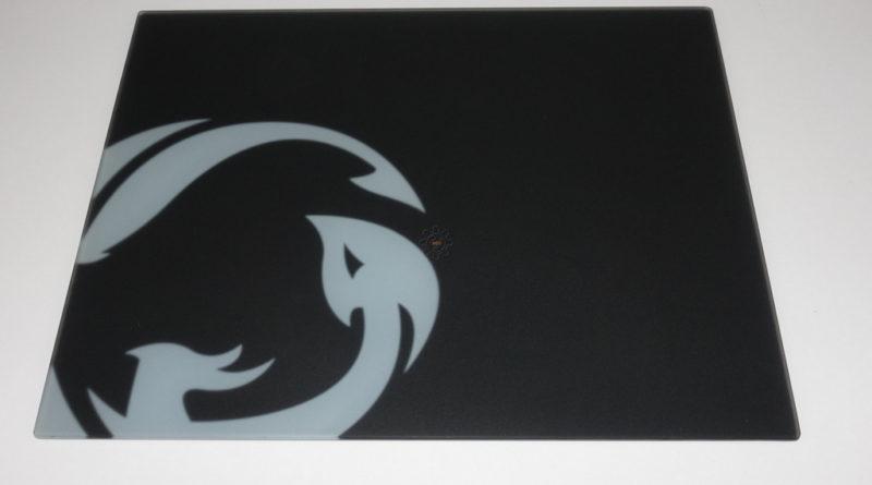 NEDIS Glass MousePad