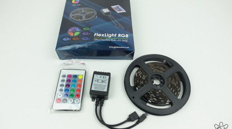 FlexLight RGB by Gelid Solutions
