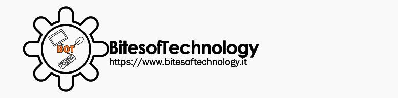 Bot – BitesOfTechnology