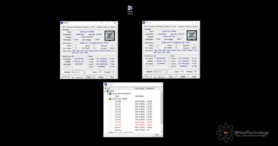 CPU-Z Benchmark, Stress test e confronto