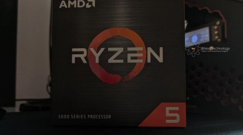 AMD Ryzen 5600X, la piccola bestia
