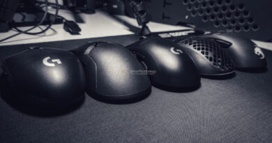 Mouse Wireless, panoramica.