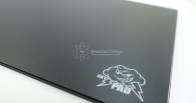 Skypad Glass Mousepad