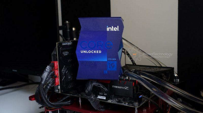 I9 11900k test e confronto