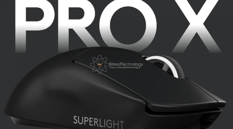 LOGITECH PRO X SUPERLIGHT