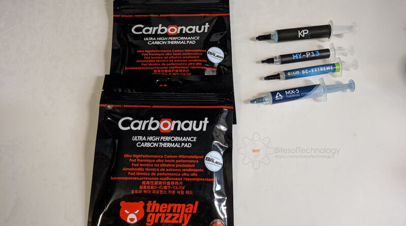 CARBONAUT THERMAL GRIZZLY